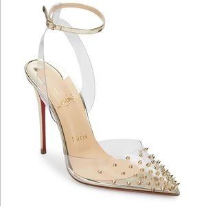Christian loub heel